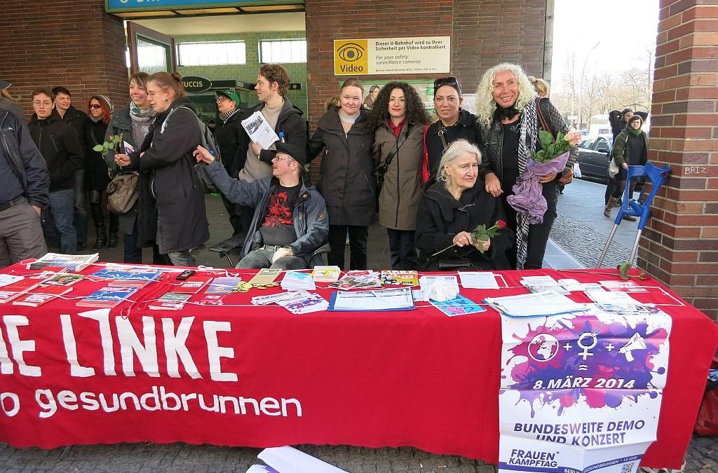 8. März Frauenkampftag