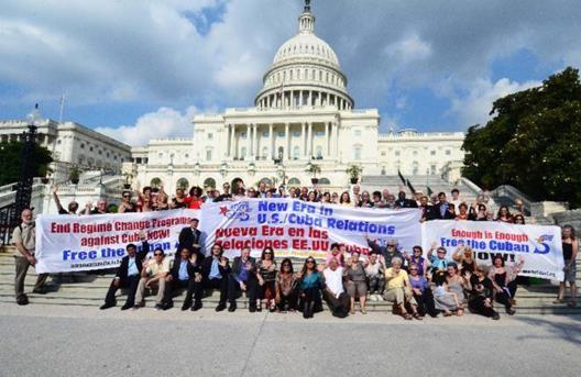 »Fünf Tage für die Cuban 5« in Washington DC