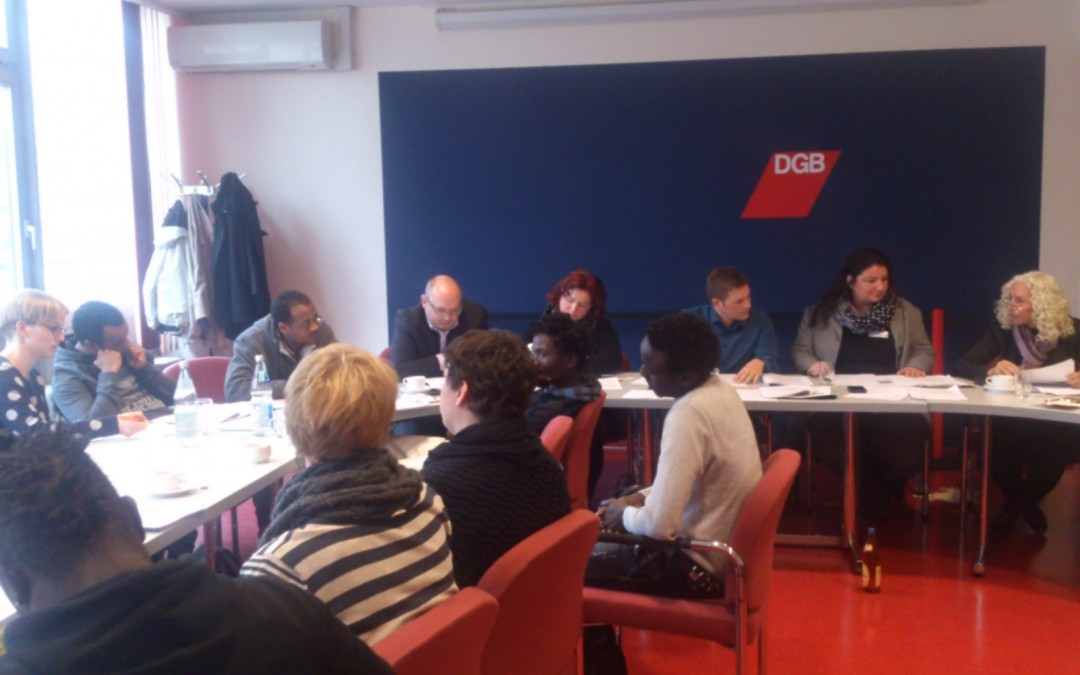 Asylpolitisches Forum DGB-Jugend