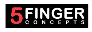 5finger-concepts-logo