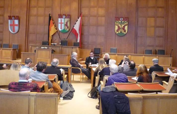 Kommunalpolitischer Dialog 2014