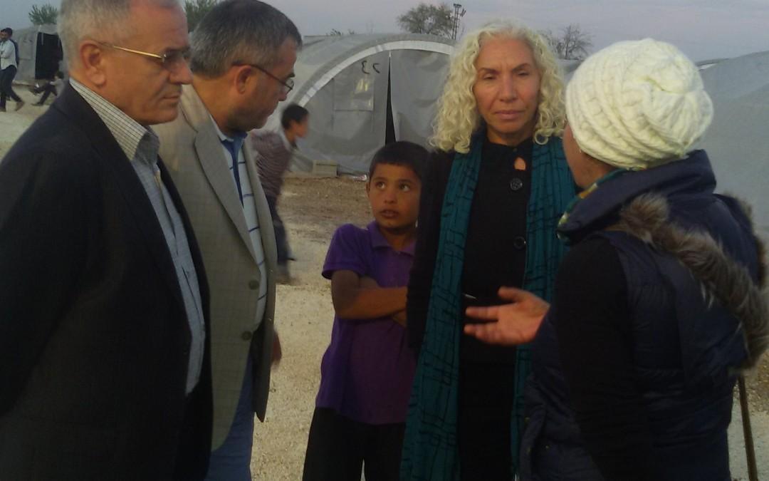 Reisebericht Kobane