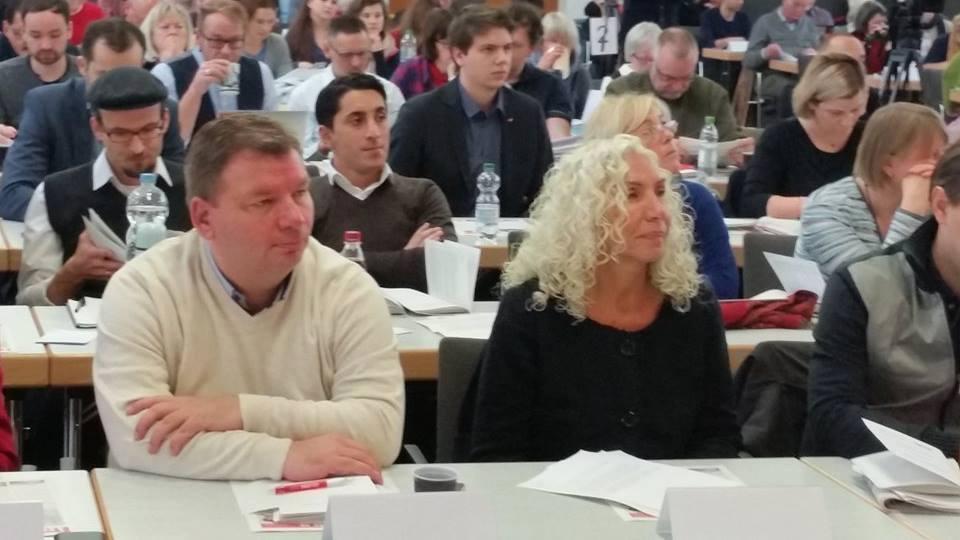 Landesparteitag der Partei DIE LINKE. Berlin